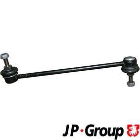 JP GROUP Stange/Strebe, Stabilisator 1140401400 für AUDI 80 Avant (8C, B4) 2.0 E 16V ab Baujahr 02.1993, 140 PS