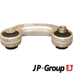 JP GROUP Stange/Strebe, Stabilisator 1140403080 für AUDI A4 Avant (8E5, B6) 3.0 quattro ab Baujahr 09.2001, 220 PS