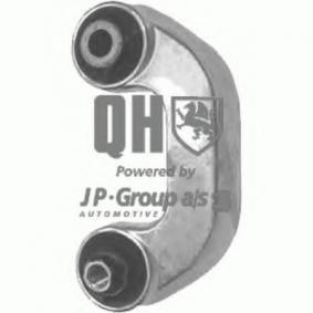 JP GROUP Stange/Strebe, Stabilisator 1140403089 für AUDI A4 Cabriolet (8H7, B6, 8HE, B7) 3.2 FSI ab Baujahr 01.2006, 255 PS