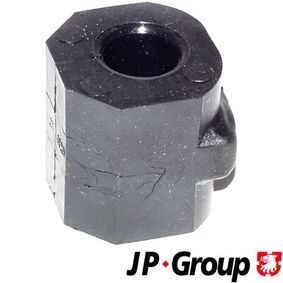 JP GROUP Lagerbuchse, Stabilisator 1140601100 für AUDI 100 (44, 44Q, C3) 1.8 ab Baujahr 02.1986, 88 PS