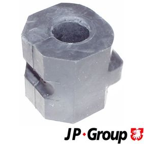 JP GROUP Lagerbuchse, Stabilisator 1140601200 für AUDI 100 (44, 44Q, C3) 1.8 ab Baujahr 02.1986, 88 PS