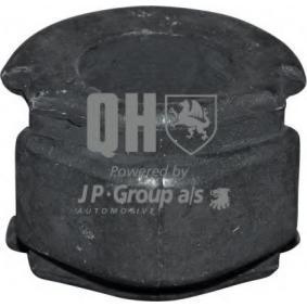 JP GROUP Lagerbuchse, Stabilisator 1140602209 für AUDI 90 (89, 89Q, 8A, B3) 2.2 E quattro ab Baujahr 04.1987, 136 PS