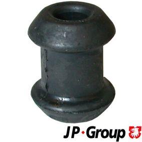 JP GROUP Lagerbuchse, Stabilisator 1140605100 für AUDI 90 (89, 89Q, 8A, B3) 2.2 E quattro ab Baujahr 04.1987, 136 PS
