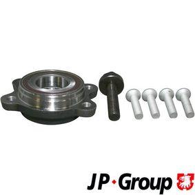 Wheel Bearing Kit Ø: 134mm, Inner Diameter: 47mm with OEM Number 3D0 498 607