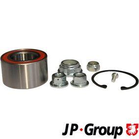 Polo 9n 1.4TDI Radlager JP GROUP 1141301710 (1.4 TDI Diesel 2004 AMF)