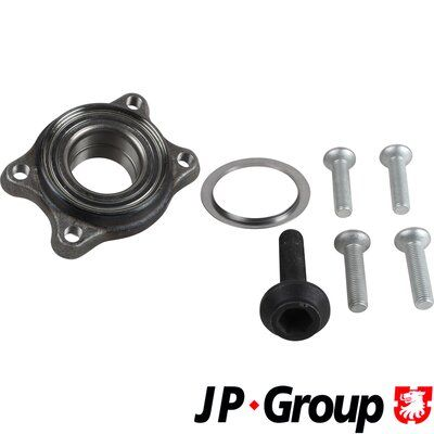 JP GROUP  1141302210 Radlagersatz Ø: 82mm, Innendurchmesser: 43mm