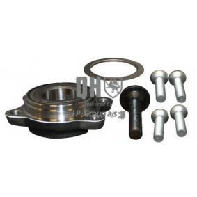 Wheel Bearing Kit Ø: 82mm, Inner Diameter: 43mm with OEM Number 8E0 498 625 A