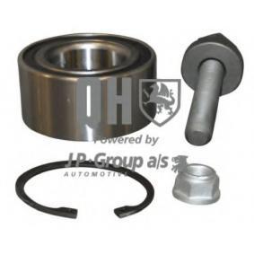 Radlagersatz Ø: 80mm, Innendurchmesser: 43mm mit OEM-Nummer 7M0498625