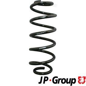 Federn VW PASSAT Variant (3B6) 1.9 TDI 130 PS ab 11.2000 JP GROUP Fahrwerksfeder (1142201700) für