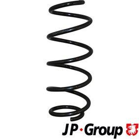 Golf 6 1.8TSI Federn JP GROUP 1142204700 (1.8 TSI Benzin 2010 CDAA)