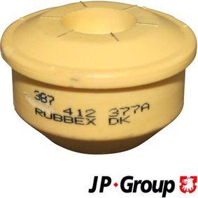 Passat B5 1.9TDI Domlager und Wälzlager JP GROUP 1142400500 (1.9TDI 4motion Diesel 2001 AWX)
