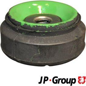 JP GROUP Federbeinstützlager 1142402100 für AUDI 80 (8C, B4) 2.8 quattro ab Baujahr 09.1991, 174 PS