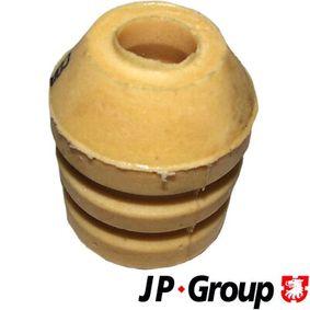 Golf 4 1.4 16V Stoßdämpfer Staubschutzsatz und Anschlagpuffer JP GROUP 1142600100 (1.4 16V Benzin 2003 AKQ)