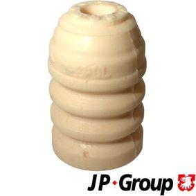Golf 4 1.4 16V Stoßdämpfer Staubschutzsatz und Anschlagpuffer JP GROUP 1142600500 (1.4 16V Benzin 2001 AKQ)