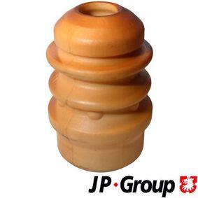 JP GROUP Anschlagpuffer, Federung 1142601200 für AUDI A4 Cabriolet (8H7, B6, 8HE, B7) 3.2 FSI ab Baujahr 01.2006, 255 PS