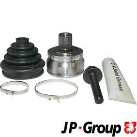 JP GROUP Gelenksatz, Antriebswelle 1143303510 für AUDI A4 Avant (8E5, B6) 3.0 quattro ab Baujahr 09.2001, 220 PS