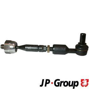 Axialgelenk VW PASSAT Variant (3B6) 1.9 TDI 130 PS ab 11.2000 JP GROUP Spurstange (1144403200) für