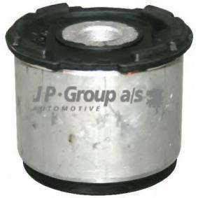 JP GROUP Lagerung, Achskörper 1150102600 für AUDI A4 (8E2, B6) 1.9 TDI ab Baujahr 11.2000, 130 PS