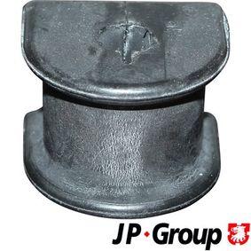 JP GROUP Lagerbuchse, Stabilisator 1150451800 für AUDI 80 (8C, B4) 2.8 quattro ab Baujahr 09.1991, 174 PS