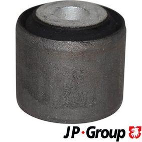 JP GROUP Lagerung, Achsstrebe 1150502200 für AUDI A4 Avant (8E5, B6) 3.0 quattro ab Baujahr 09.2001, 220 PS