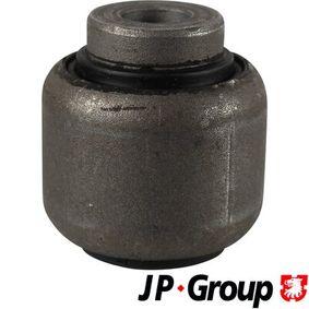 JP GROUP Lagerung, Achsstrebe 1150502300 für AUDI A4 Avant (8E5, B6) 3.0 quattro ab Baujahr 09.2001, 220 PS