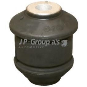 JP GROUP Lagerung, Lenker 1151150200 für AUDI A4 (8E2, B6) 1.9 TDI ab Baujahr 11.2000, 130 PS