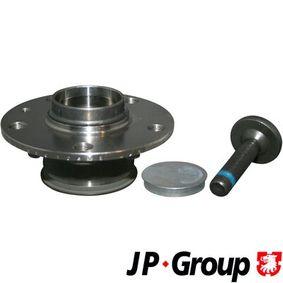 JP GROUP Radlagersatz 1151400710 mit OEM-Nummer 1K0598611