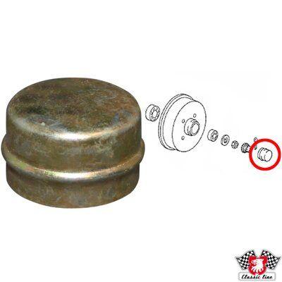 JP GROUP  1151450200 Schutzdeckel, Radnabe