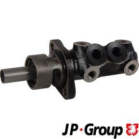 JP GROUP Hauptbremszylinder 1161102800 für AUDI 90 (89, 89Q, 8A, B3) 2.2 E quattro ab Baujahr 04.1987, 136 PS