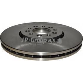 Bremsscheibe Bremsscheibendicke: 25mm, Ø: 288mm mit OEM-Nummer JZW 615 301D