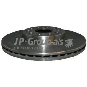 Bremsscheibe Bremsscheibendicke: 25mm, Ø: 312mm mit OEM-Nummer 561 615 301