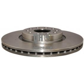 Disc frana Grosime disc frana: 25mm, Ř: 312mm cu OEM Numar JZW615301H