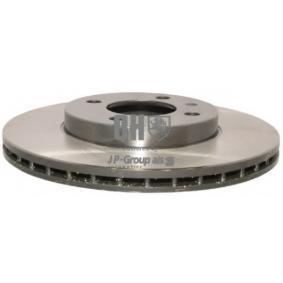 Bremsscheibe Bremsscheibendicke: 20mm, Ø: 256mm mit OEM-Nummer 357 615 301D