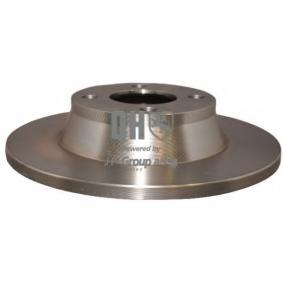 Bremsscheibe Bremsscheibendicke: 13mm, Ø: 280mm, Ø: 280mm mit OEM-Nummer 8A0615301 D