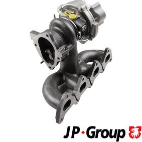 JP GROUP Bremsscheibe 1163105700 für AUDI COUPE (89, 8B) 2.3 quattro ab Baujahr 05.1990, 134 PS