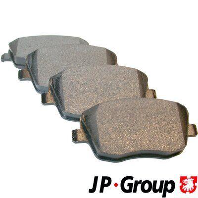 JP GROUP  1163603010 Bremsbelagsatz, Scheibenbremse Dicke/Stärke: 18,8mm