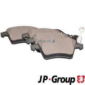 Bremsbelagsatz, Scheibenbremse Dicke/Stärke: 20,1mm mit OEM-Nummer 7H0-698-151-A