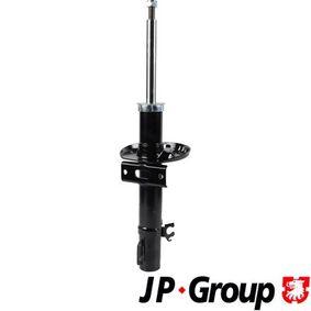 Bremsbelagsatz, Scheibenbremse Dicke/Stärke: 20,3mm mit OEM-Nummer 8J0 698 151 A