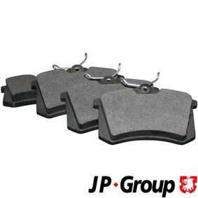 Bremsbelagsatz, Scheibenbremse Dicke/Stärke: 15,2mm mit OEM-Nummer 7701206784