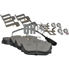 Bremsbelagsatz, Scheibenbremse Dicke/Stärke: 17,3mm mit OEM-Nummer 701 698 451 C