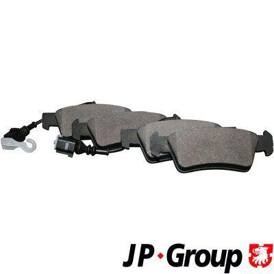 JP GROUP  1163706710 Bremsbelagsatz, Scheibenbremse Dicke/Stärke: 19mm