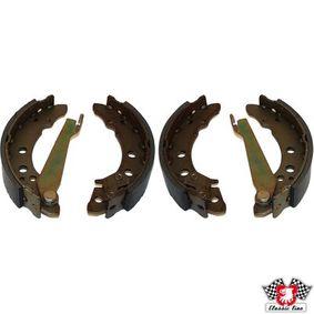 Bremsbackensatz Breite: 30mm mit OEM-Nummer 867609527
