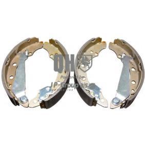 Bremsbackensatz Breite: 40mm mit OEM-Nummer 1H0698071