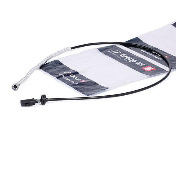 Cable del Velocímetro 1170601500 JP GROUP 1170601500 en calidad original