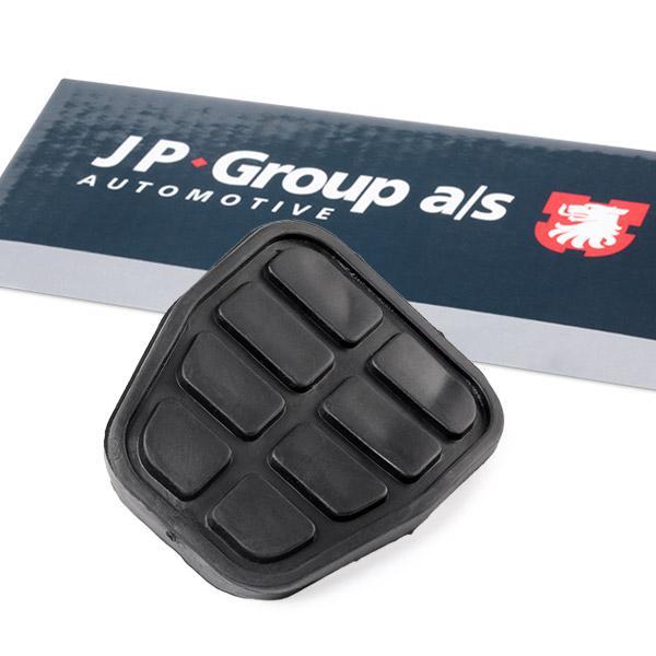 Revestimiento de pedal, pedal de freno 1172200100 JP GROUP 1172200100 en calidad original