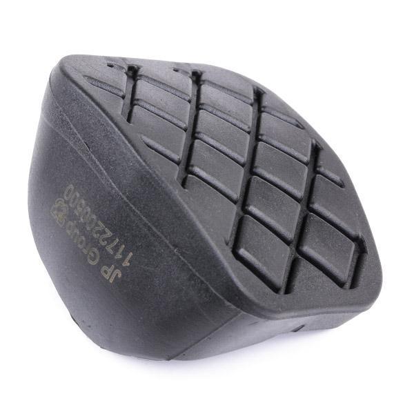 Revestimiento pedal, embrague JP GROUP 1172200500 5710412239671
