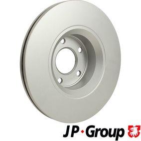 Muelle neumático, maletero / compartimento de carga Long. total: 585mm, Carrera: 230mm con OEM número 1Z5827550