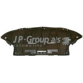 JP GROUP Motorraumdämmung 1181301000 für AUDI A4 Cabriolet (8H7, B6, 8HE, B7) 3.2 FSI ab Baujahr 01.2006, 255 PS