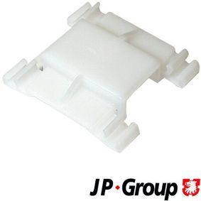 JP GROUP  1186550500 Zier- / Schutzleistensatz