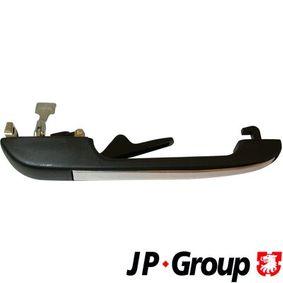 JP GROUP Türgriff 1187200870 für AUDI 80 (81, 85, B2) 1.8 GTE quattro (85Q) ab Baujahr 03.1985, 110 PS